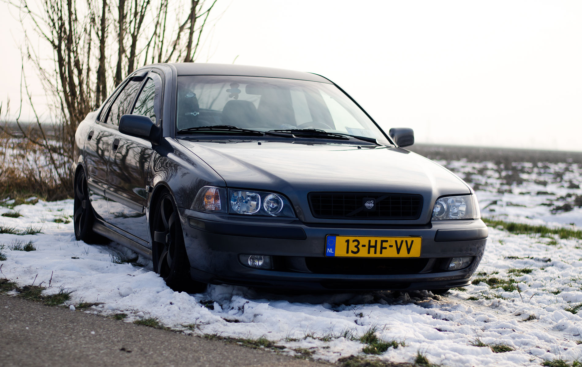 Dutchlimits 2001 Volvo S40