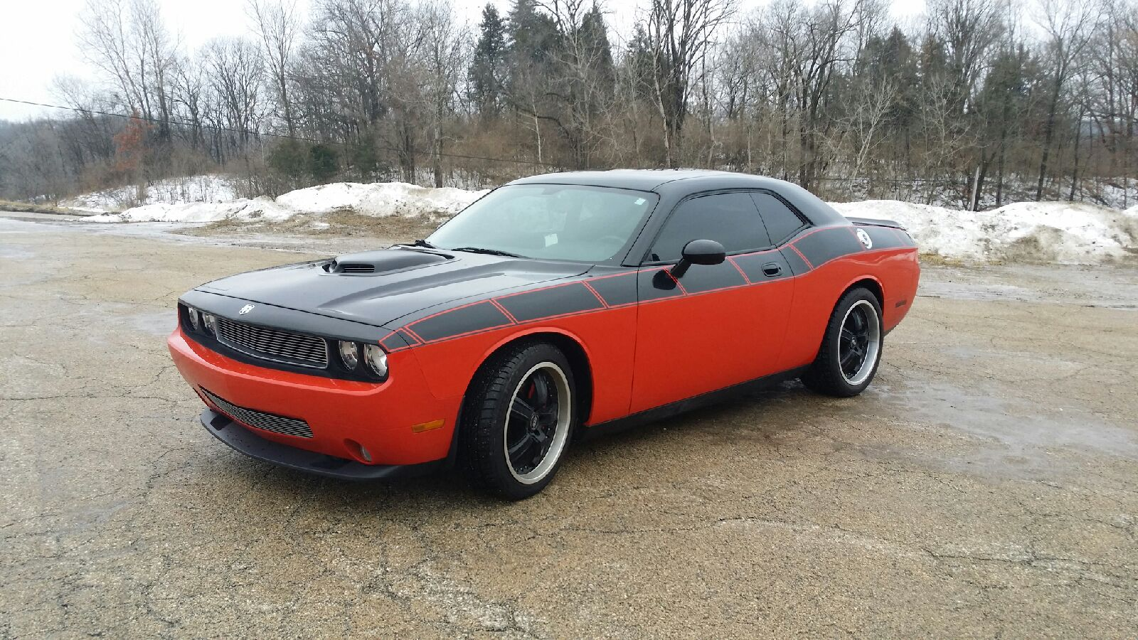 MR HEMI 2009 Dodge Challenger