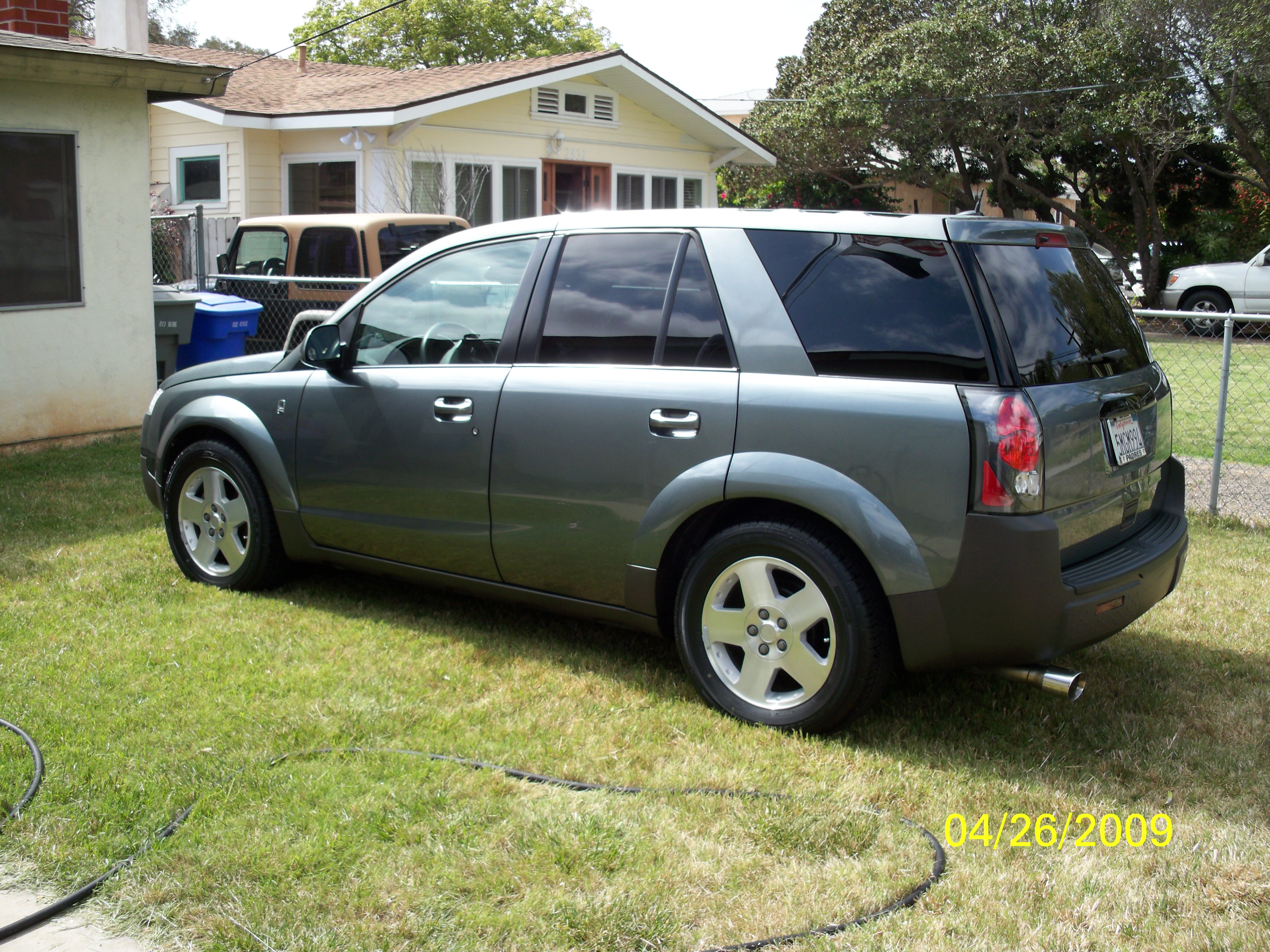 Tony's 2005 Saturn VUE