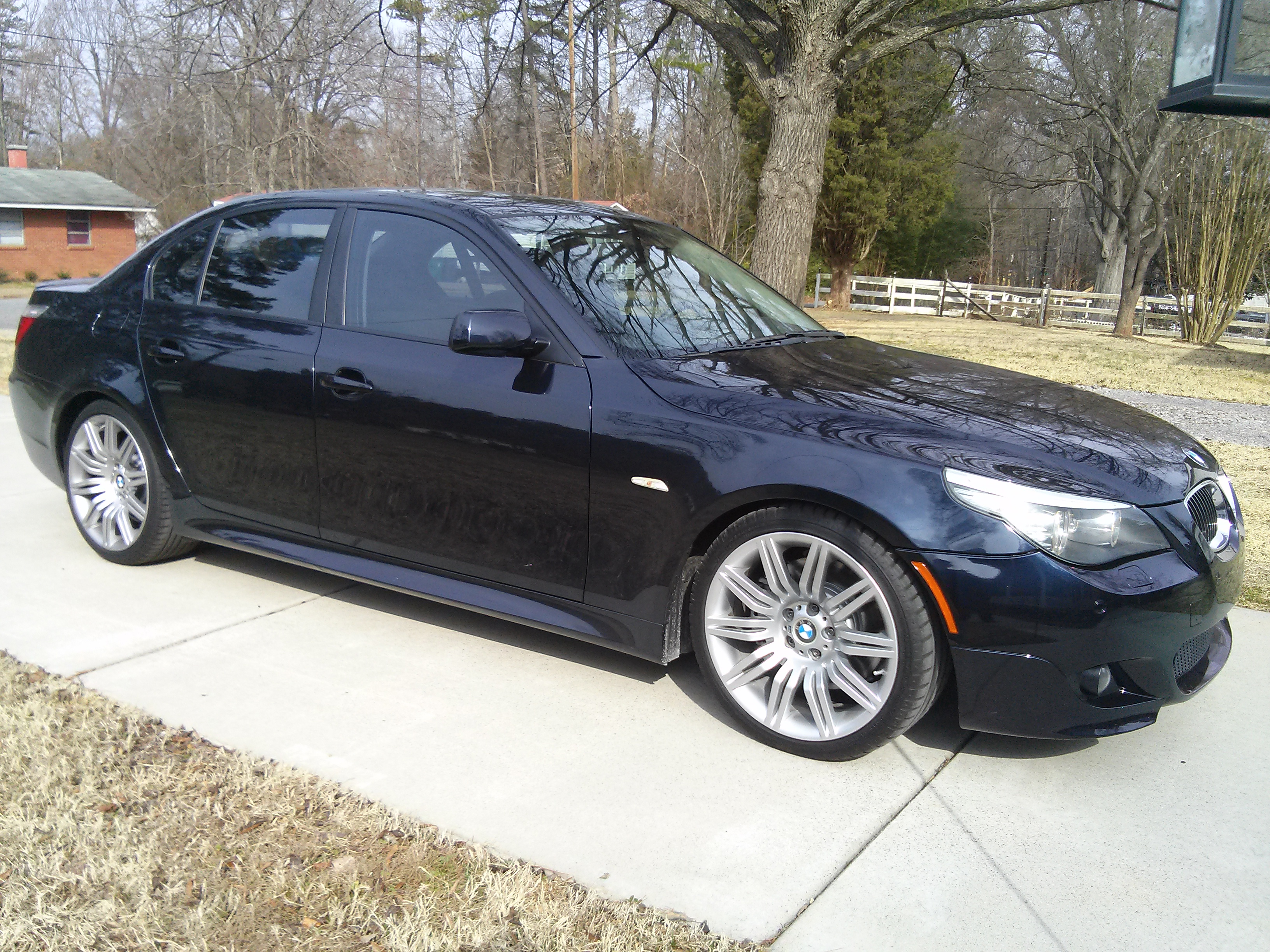 Alansdaytona's 2008 BMW 5-Series