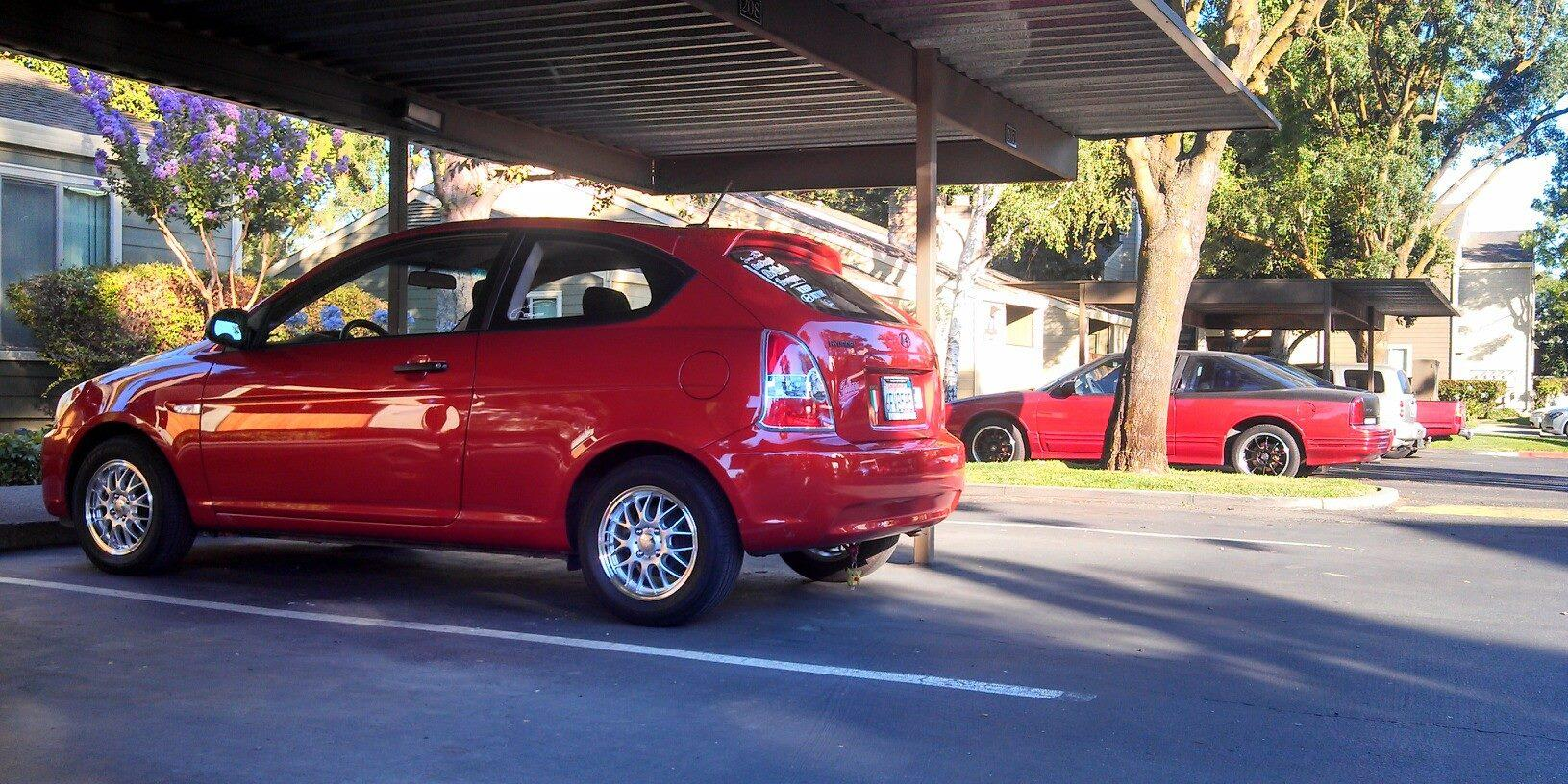TheSuperPony 2008 Hyundai Accent