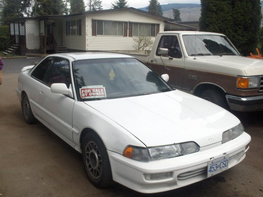 tweekin87's 1992 Acura Integra