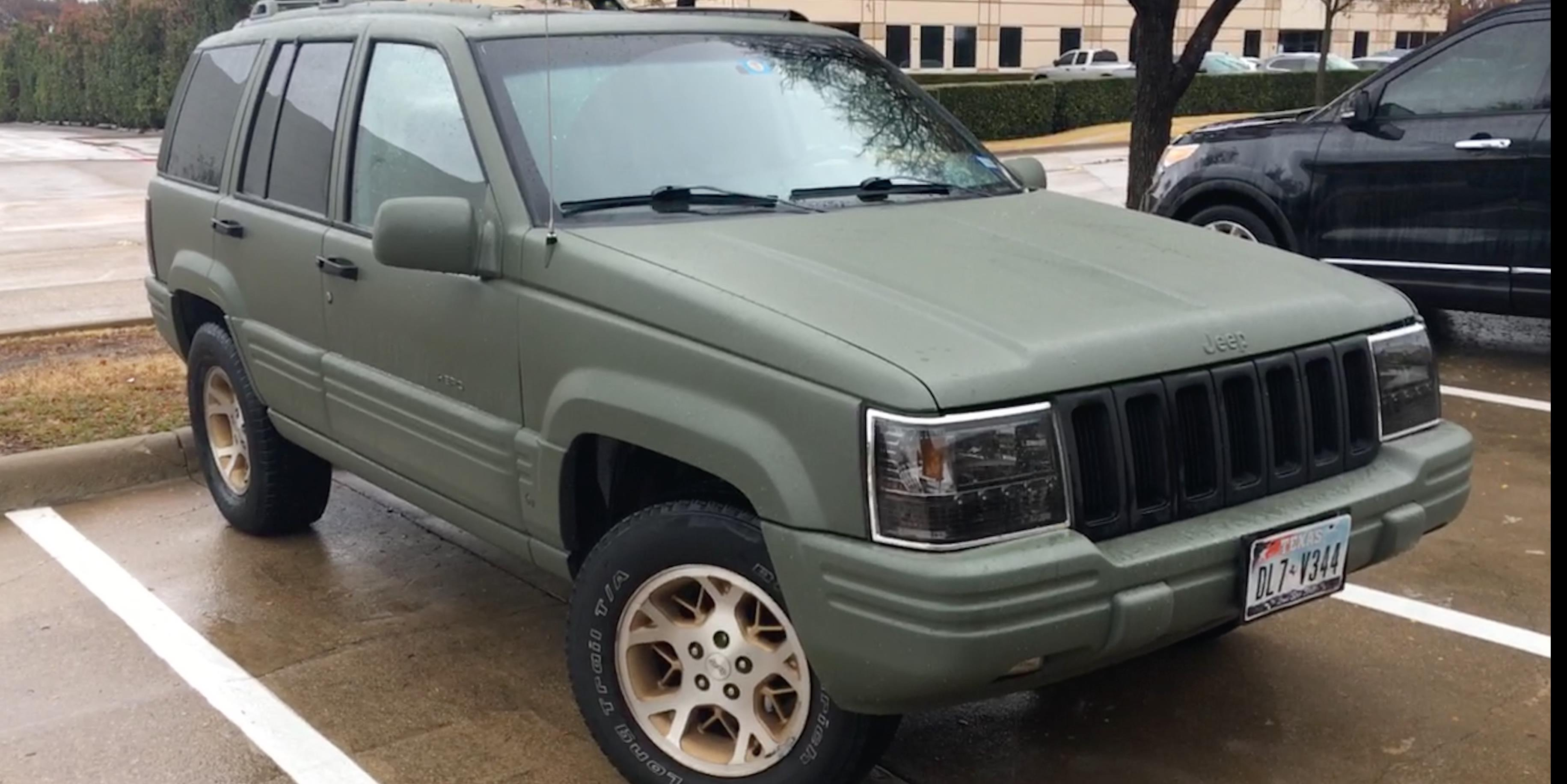 woody trgear 1998 Jeep Grand CherokeeLimited Specs s