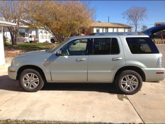 tradenet 2006 Mercury Mountaineer