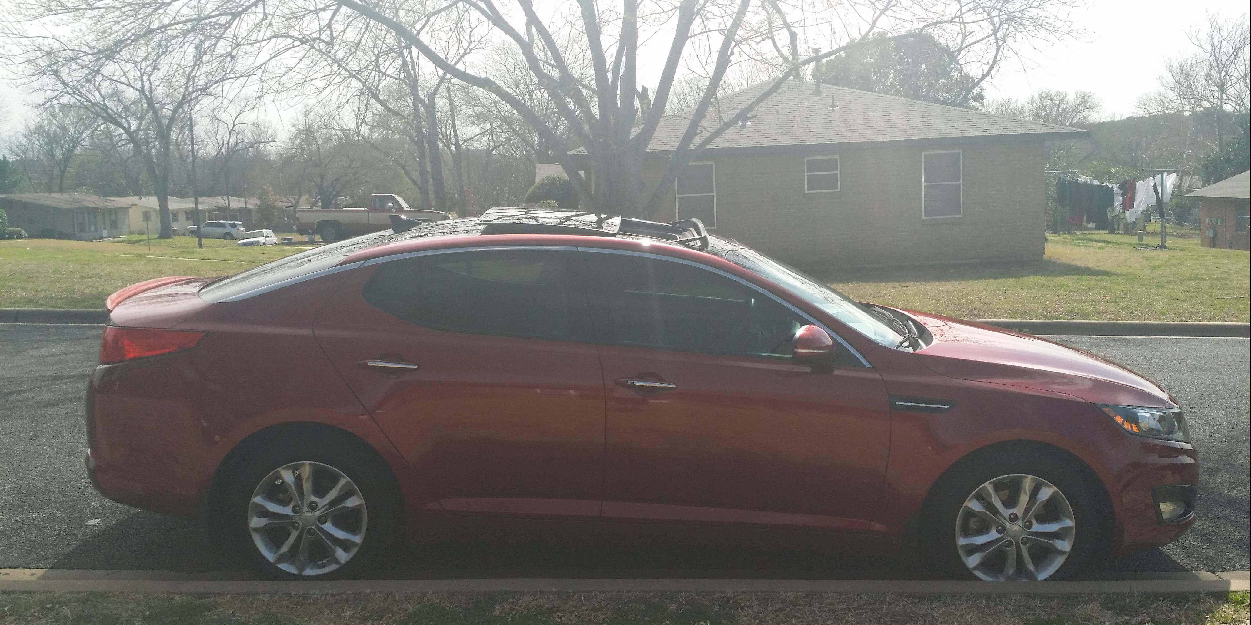 atxmade02's 2013 Kia Optima