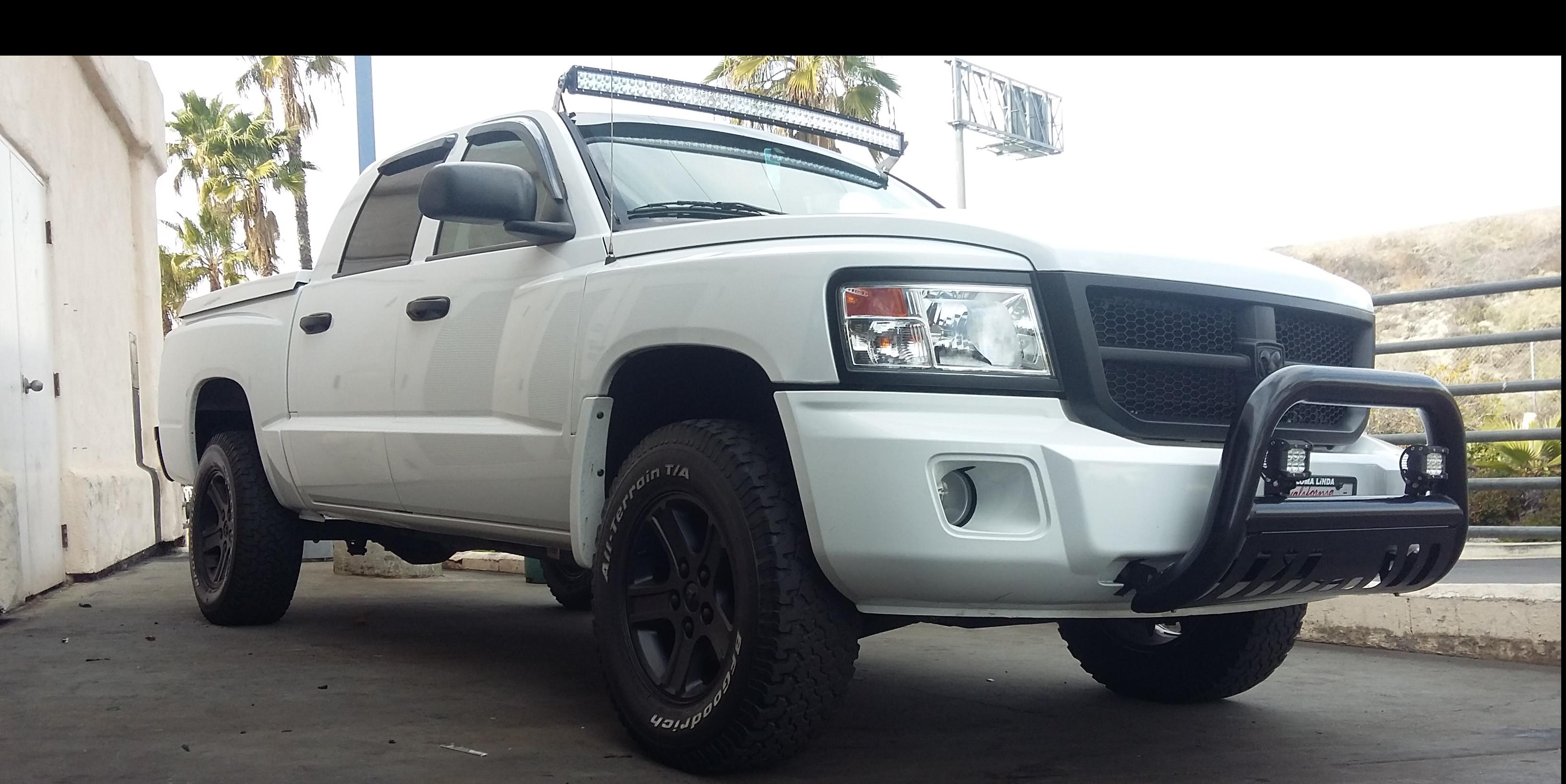 dakine25 2008 Dodge Dakota Crew Cab