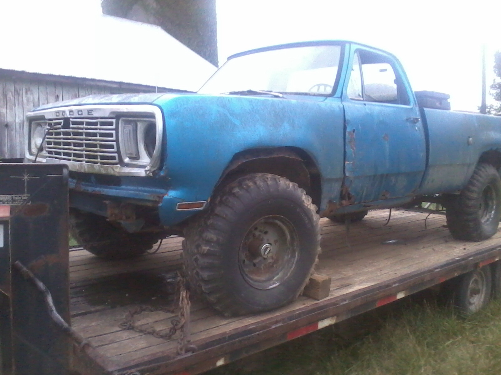 bsnake96 1977 Dodge Power Wagon