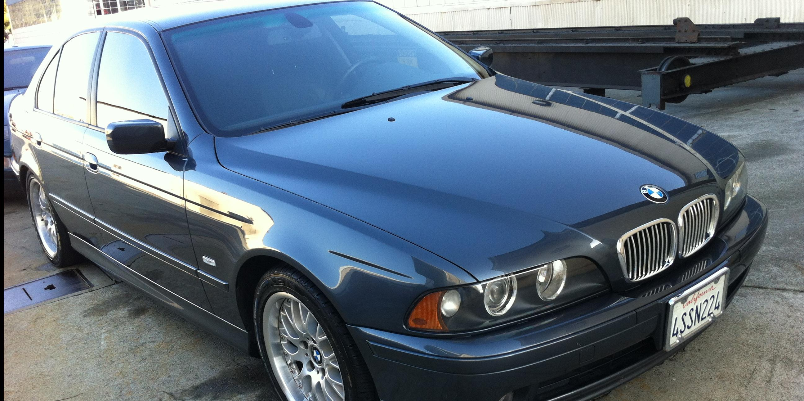 Shharks 2001 BMW 5 Series