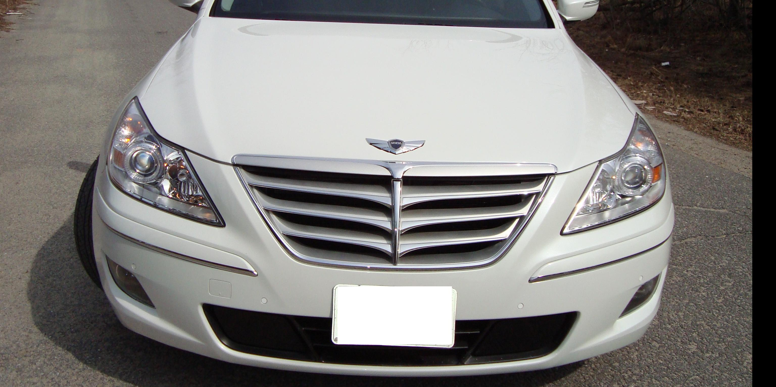 davewhodavedunn  hyundai genesis sedan  specs  modification info  cardomain