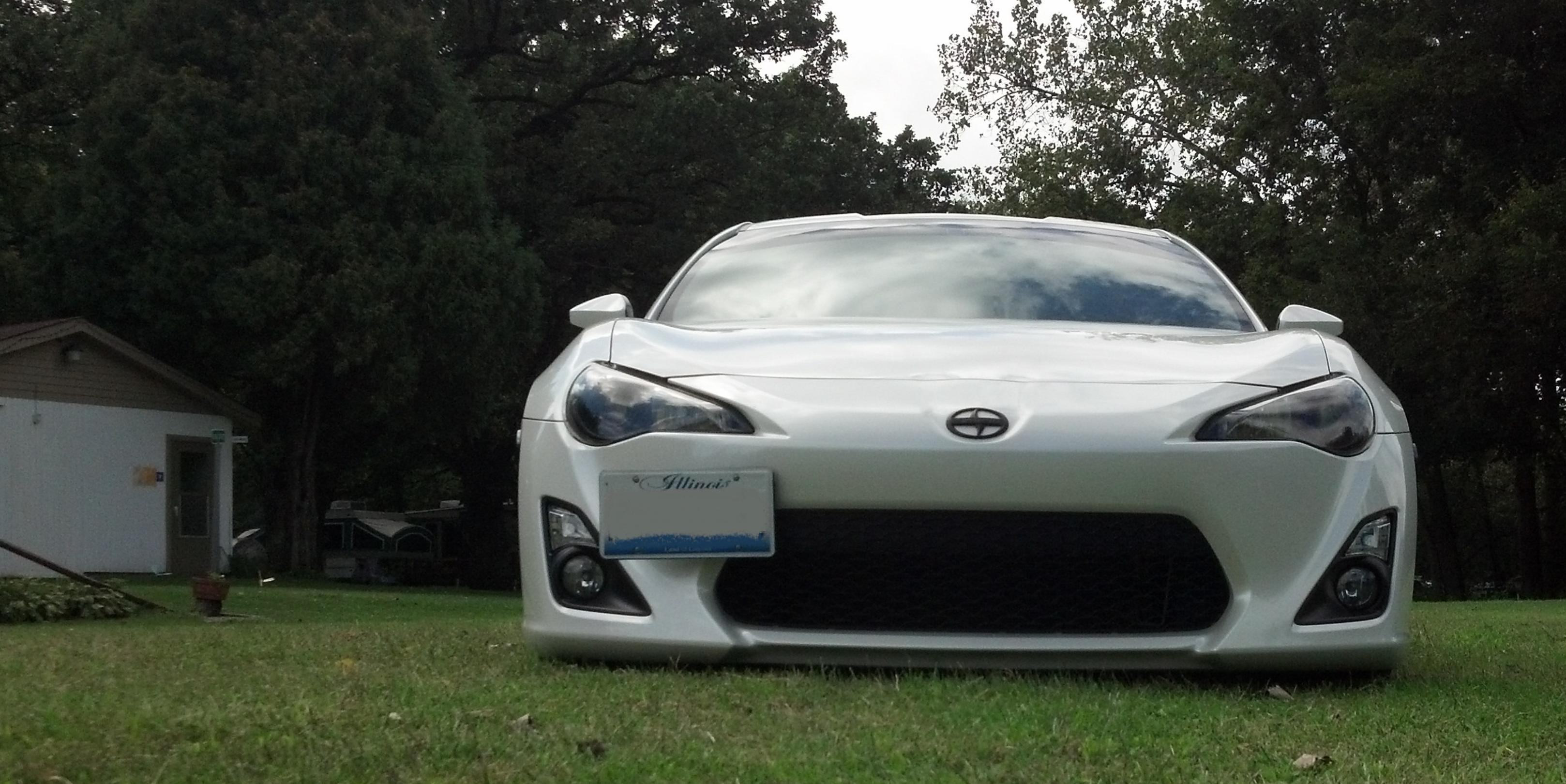 assbox 2015 Scion FR-S