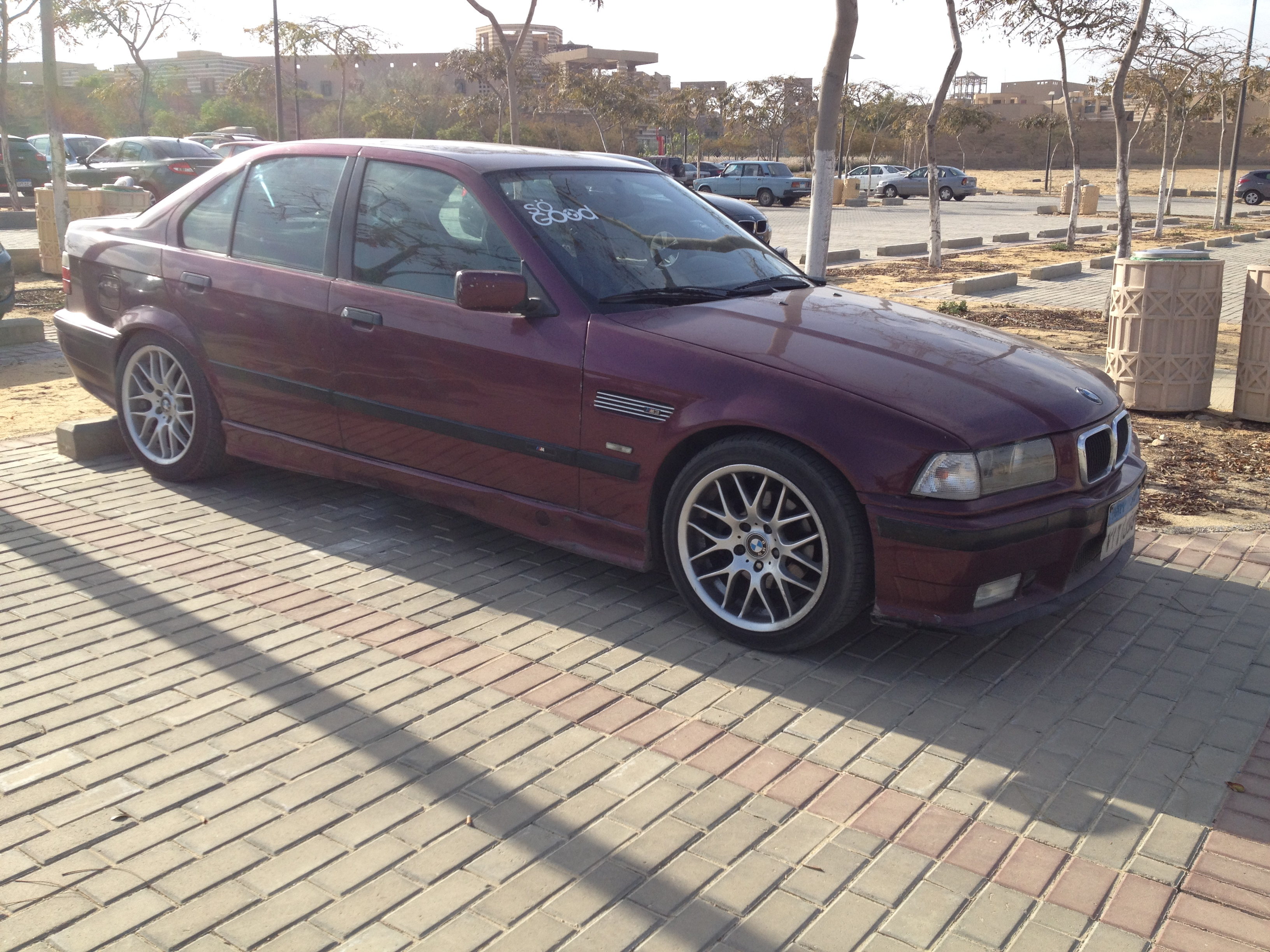 zorex's 1996 BMW 3-Series