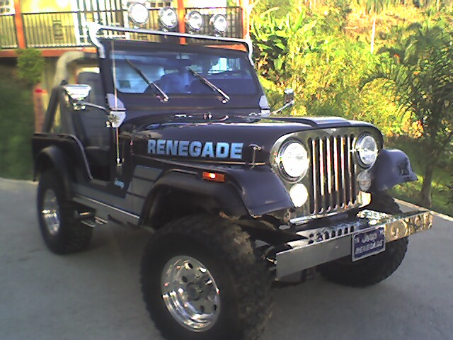 ESOSA1070 1975 Jeep CJ5