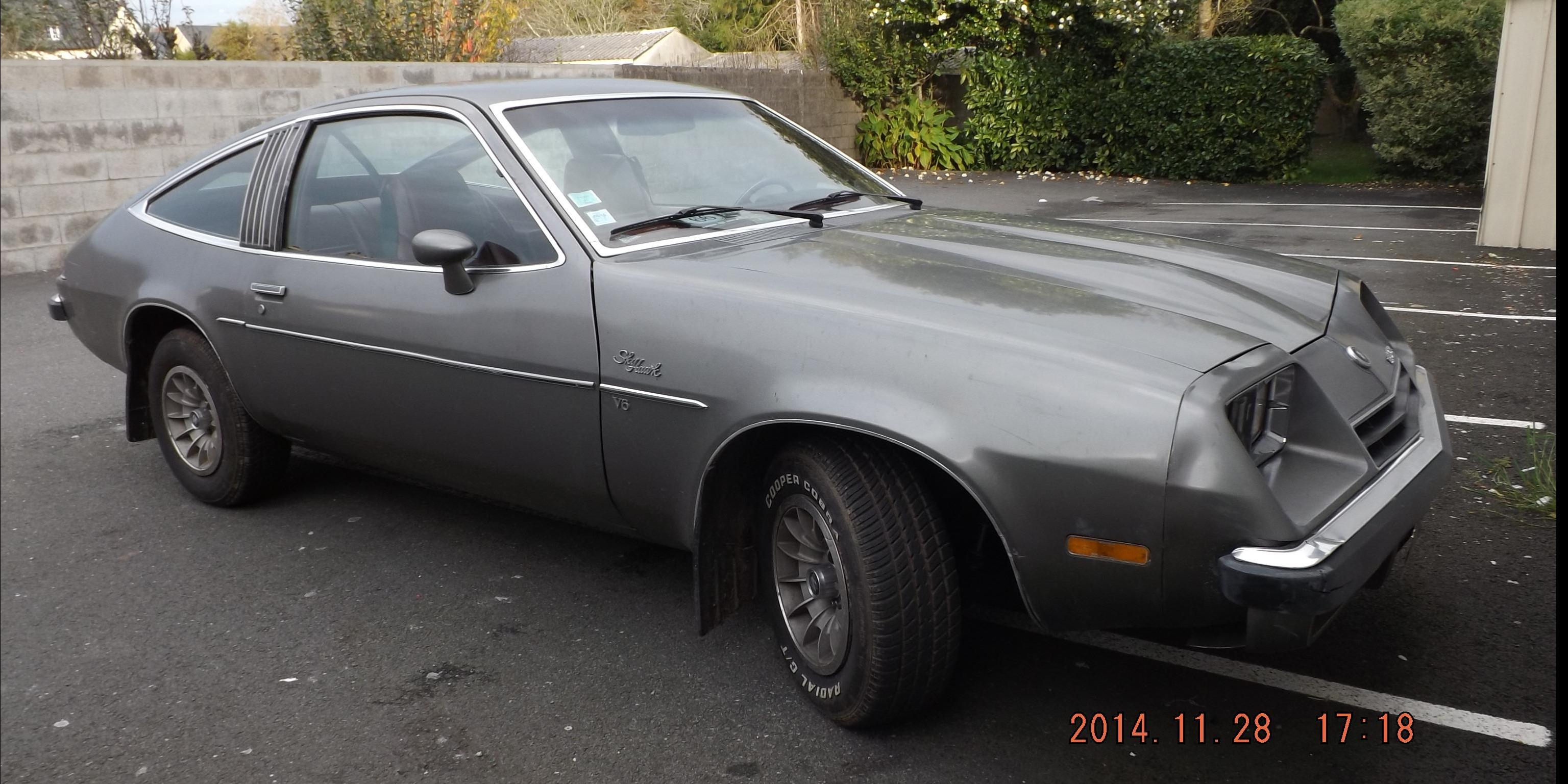 1976 Buick Skyhawk  Pictures  CarGurus  Used Cars New