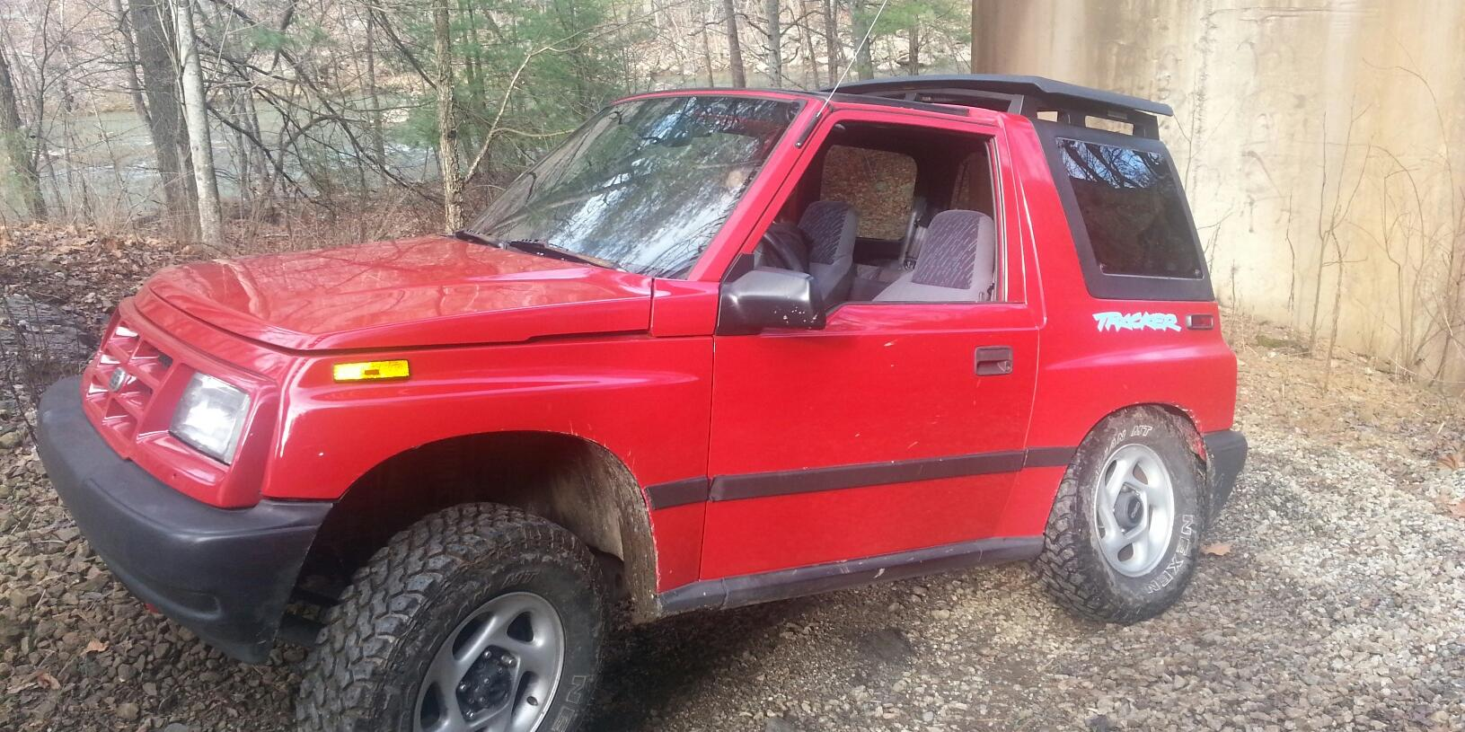 All Types geo tracker specs : bugdewde 1996 Geo TrackerSport Utility Convertible 2D Specs ...