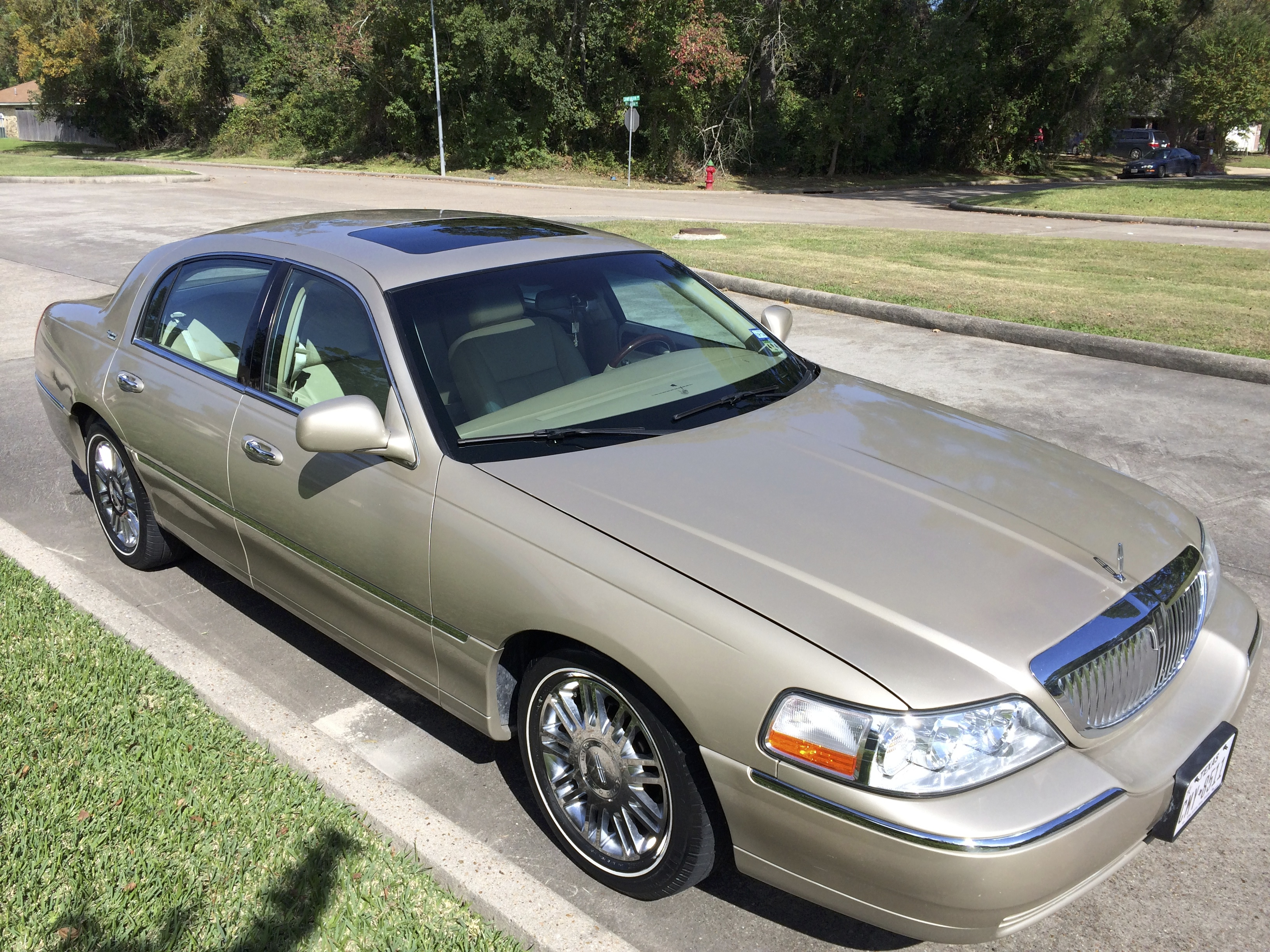 Ojcjunior 2007 Lincoln Town Carsignature Limited Specs Photos