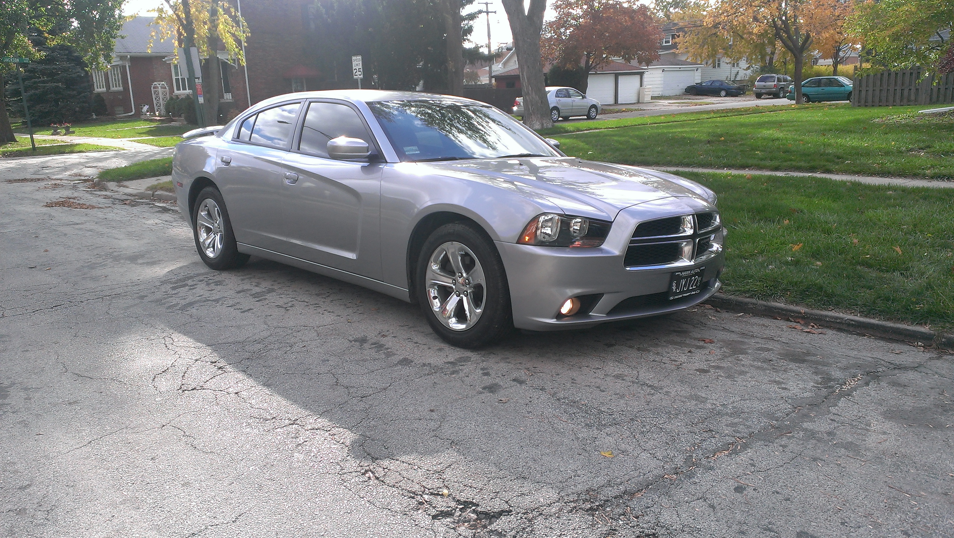 THEBOSS1622's 2013 Dodge Charger