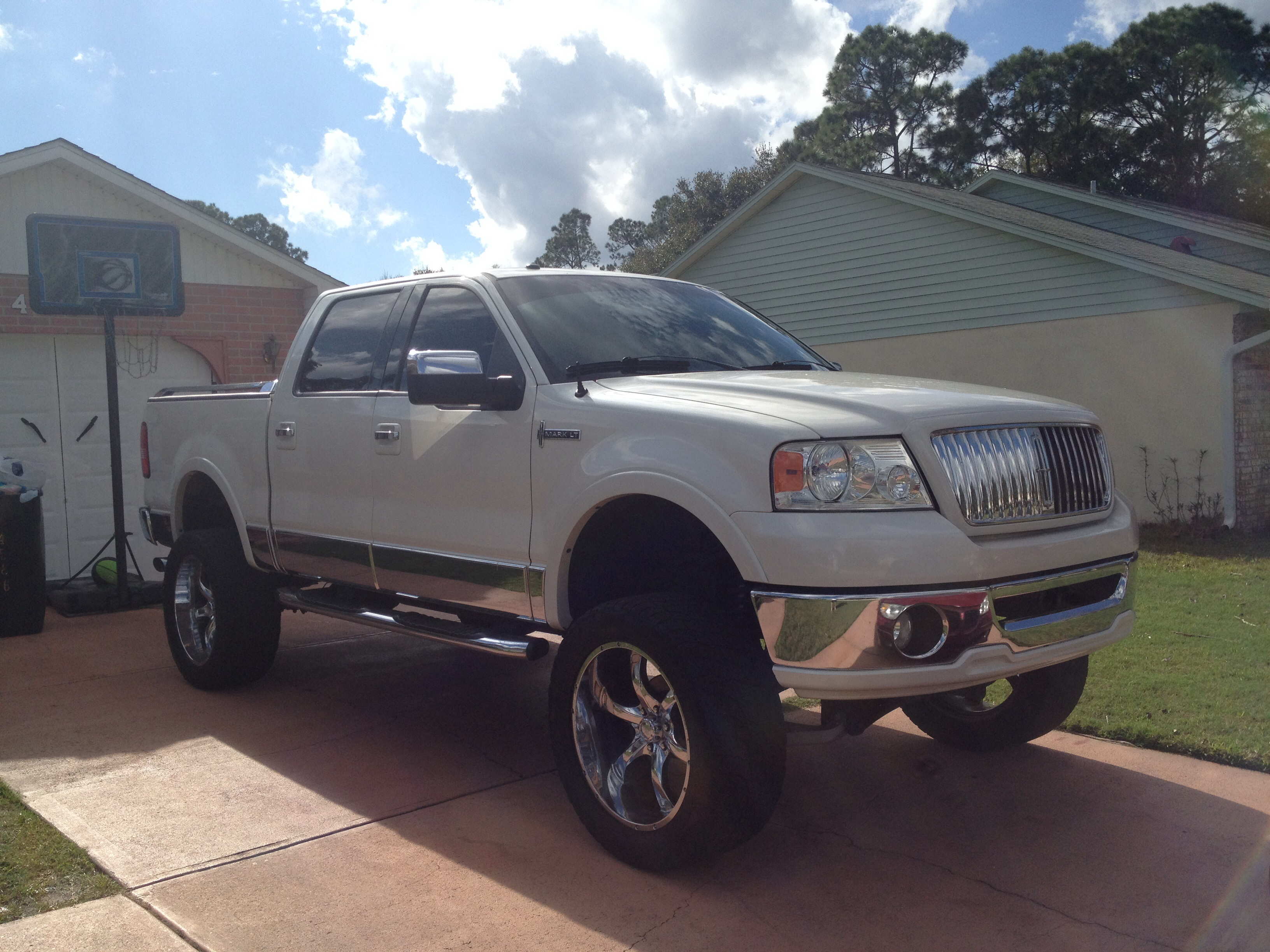 Marcothegreek 2006 Lincoln Mark LT Specs s Modification Info