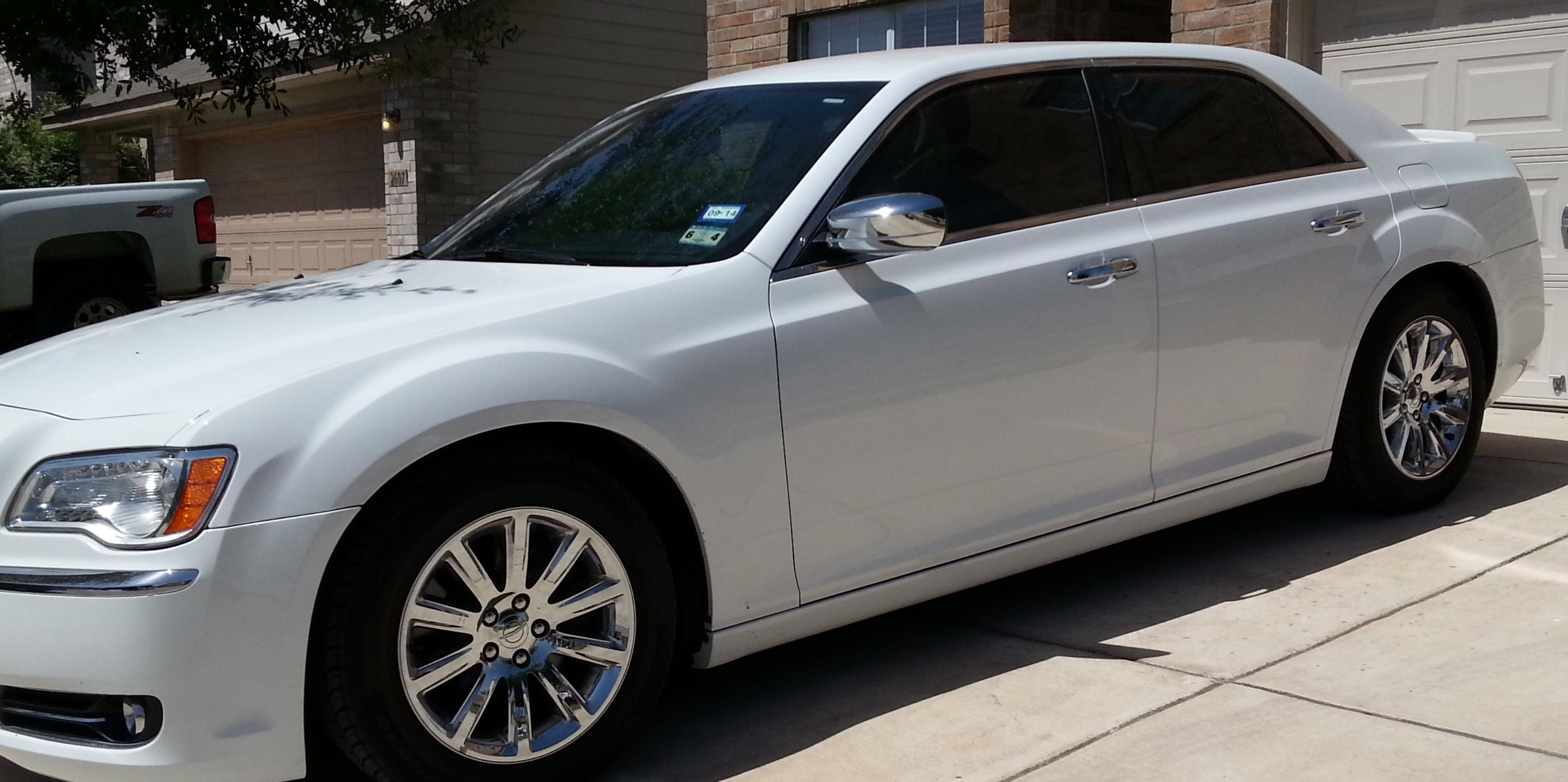 MyGansta300 2012 Chrysler 300