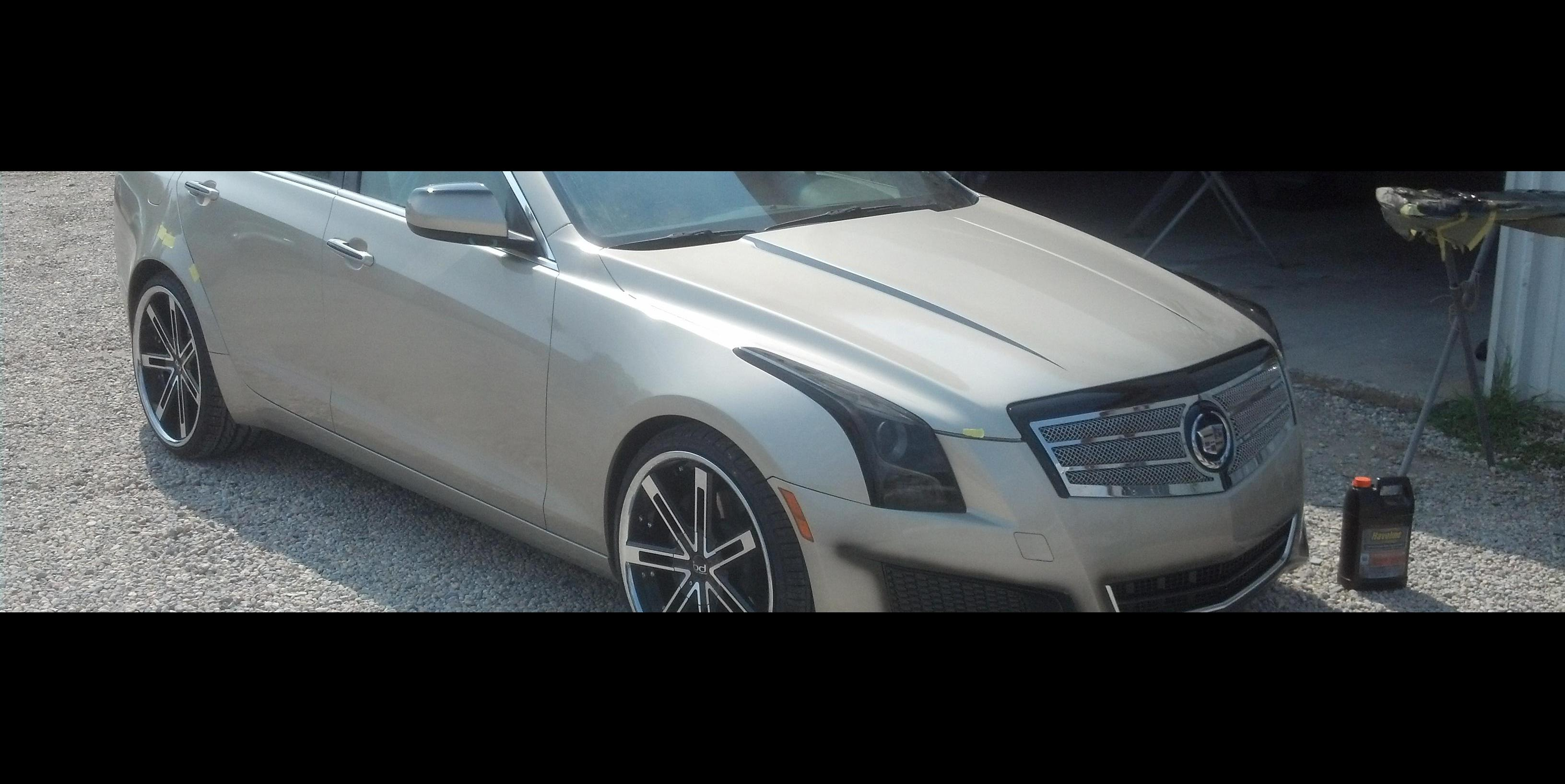 cars top speed ats cadillac