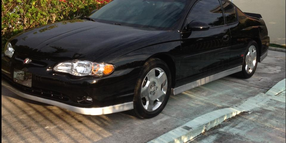 ed the truth305 2001 Chevrolet Monte-Carlo