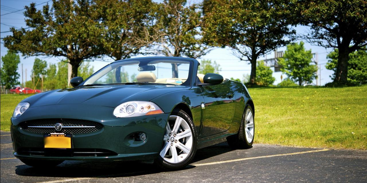 izzodesh 2007 Jaguar XK-Series