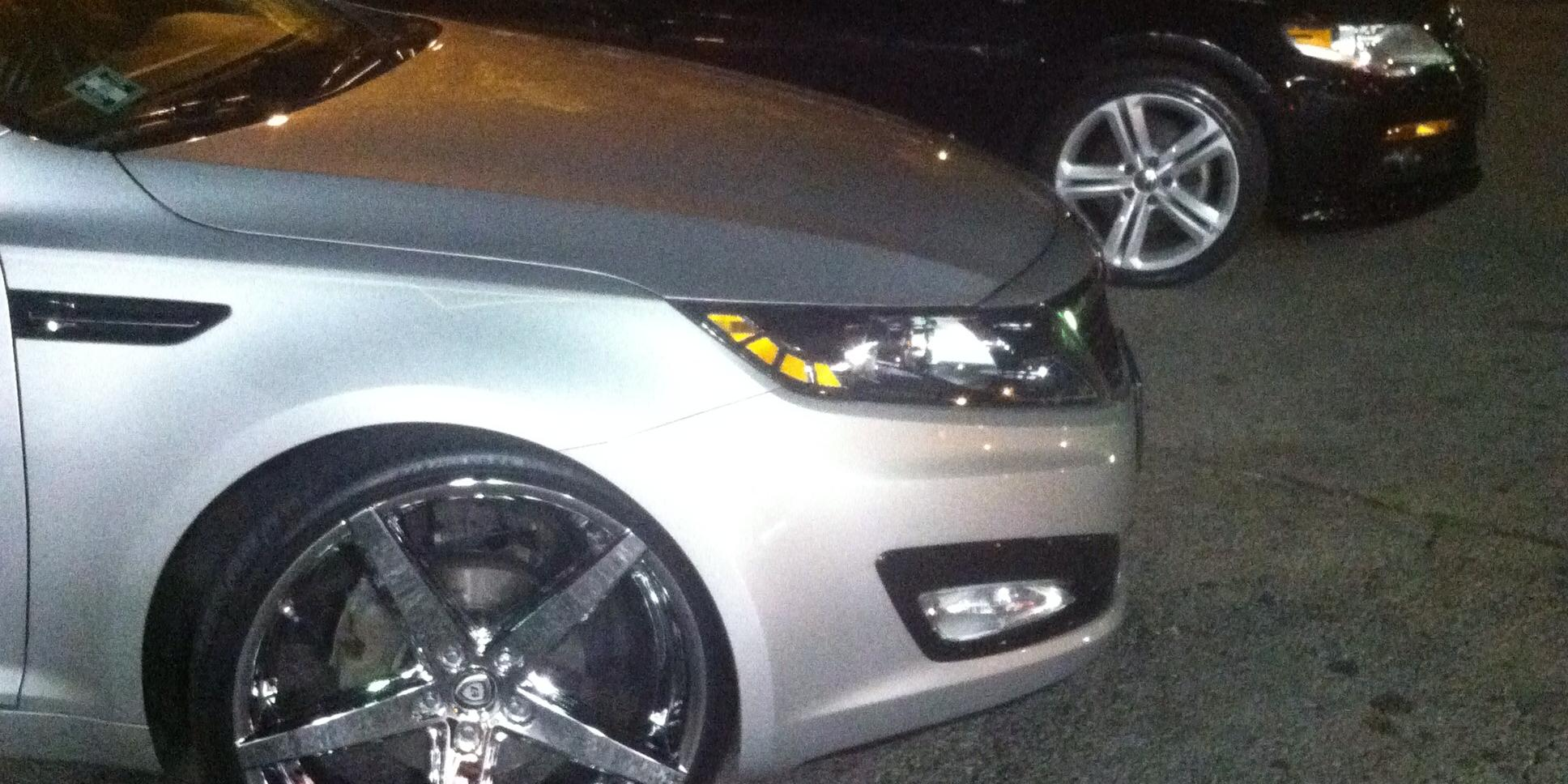 Donald Vaval 2013 Kia Optima