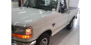 MCZAJA 1995 Ford F150 Regular Cab