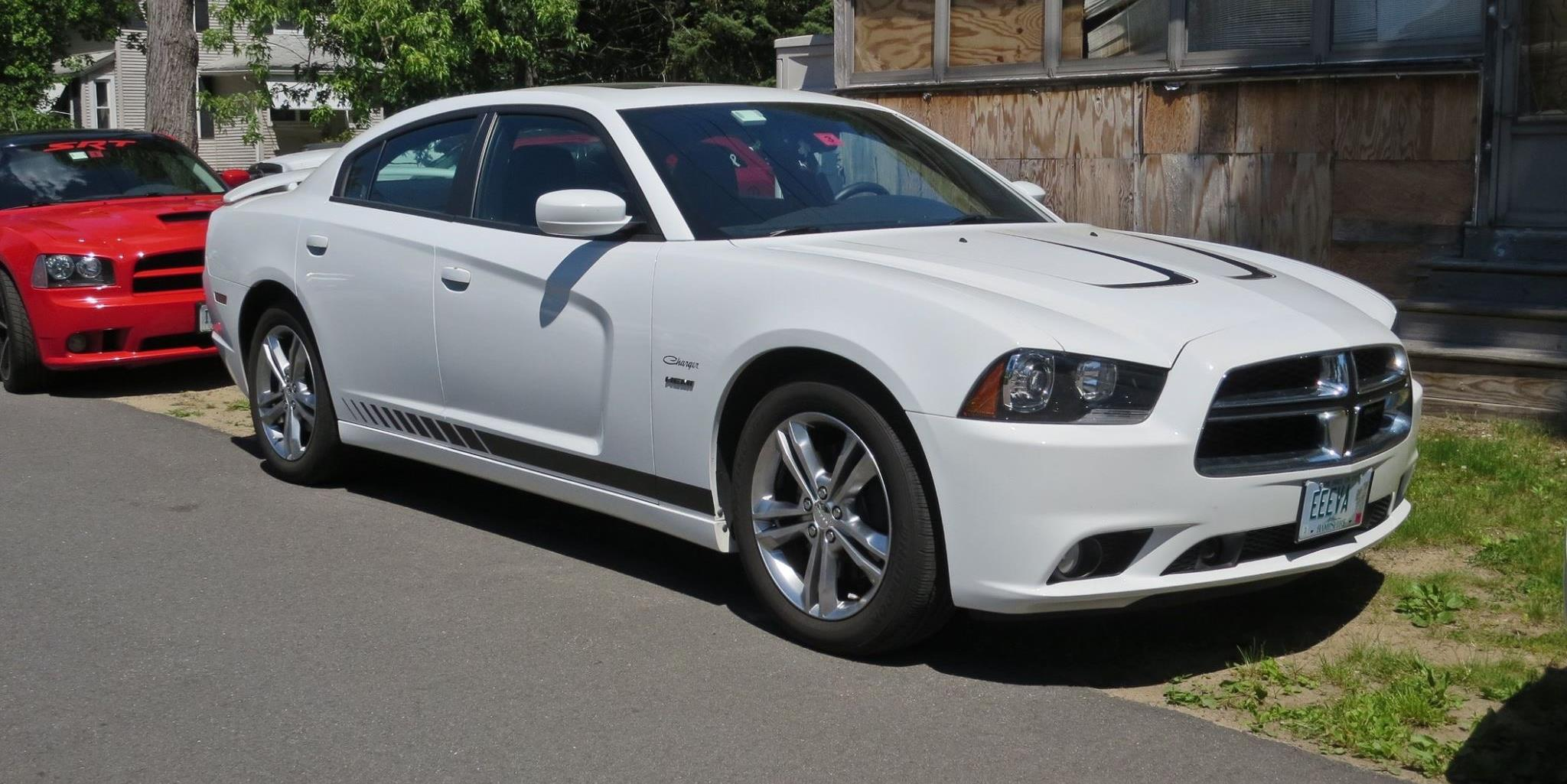 Geophrum 2013 Dodge Charger