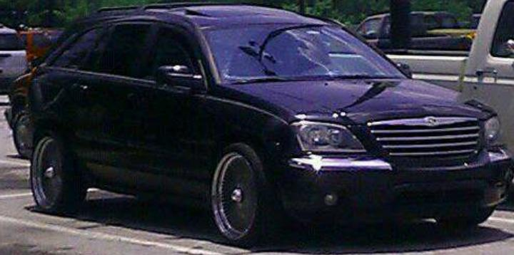 ChefMatt's 2005 Chrysler Pacifica