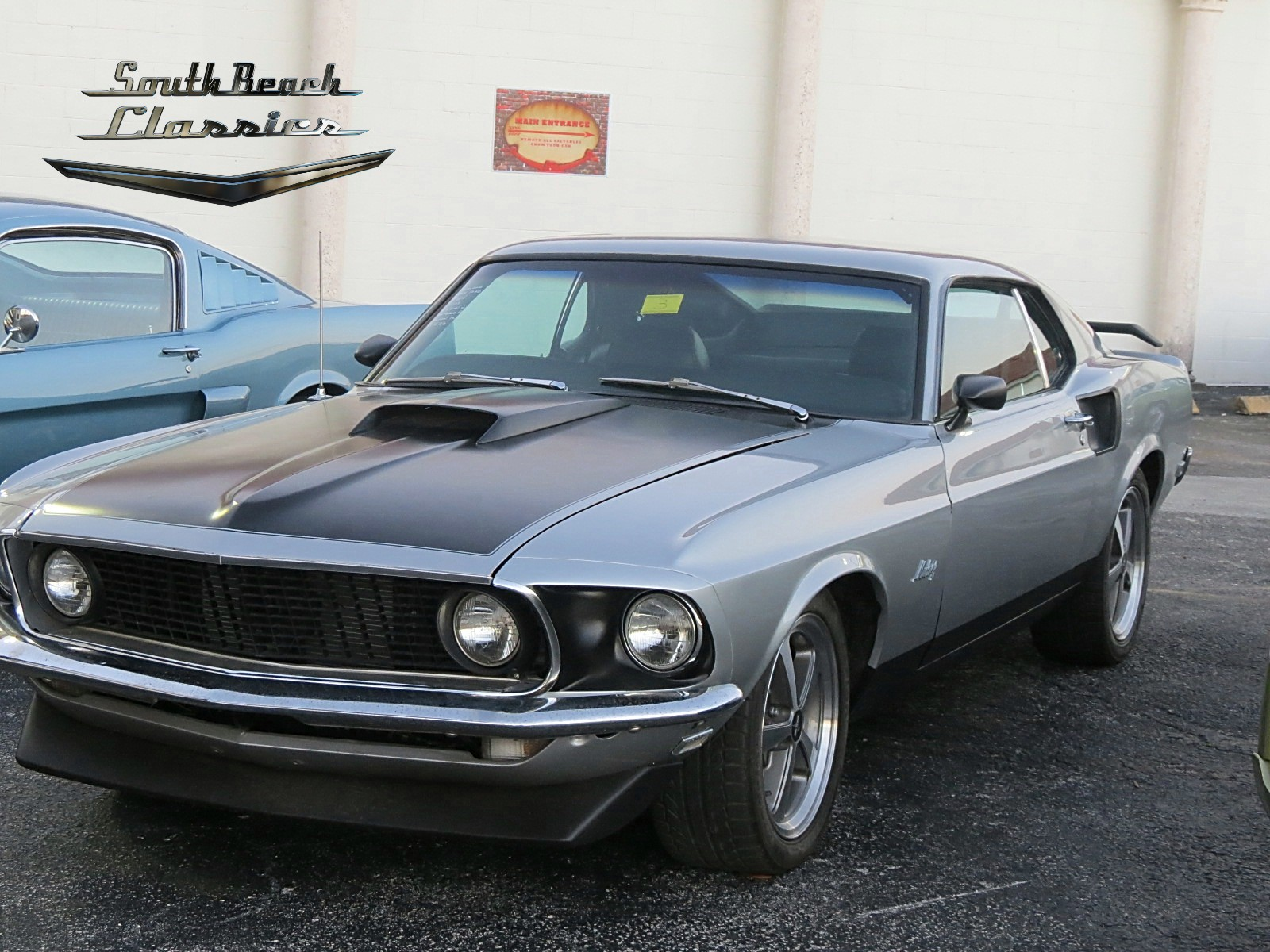 tedvernon471 1966 Ford Mustang