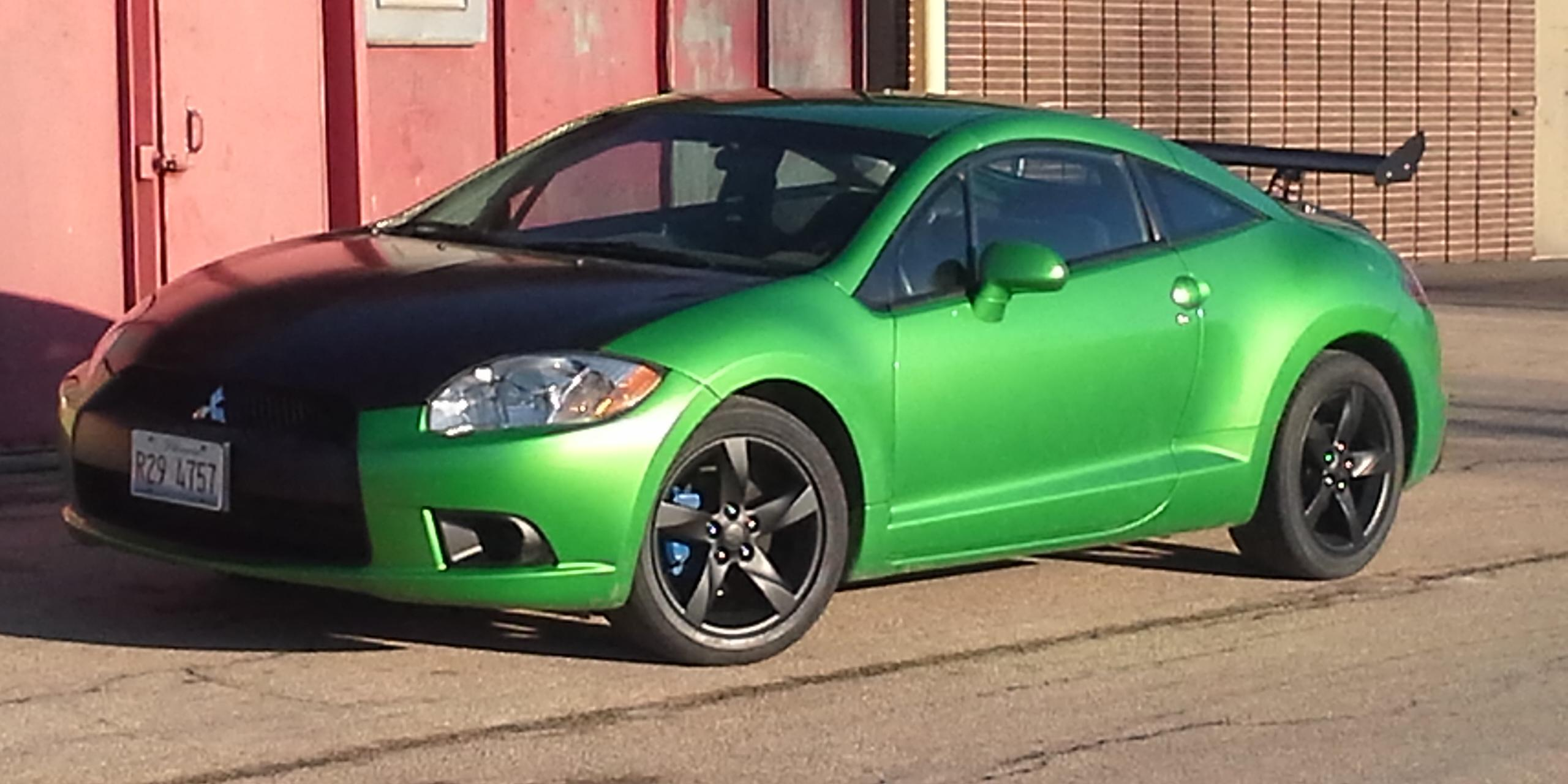 Hunter3825 2009 Mitsubishi Eclipse