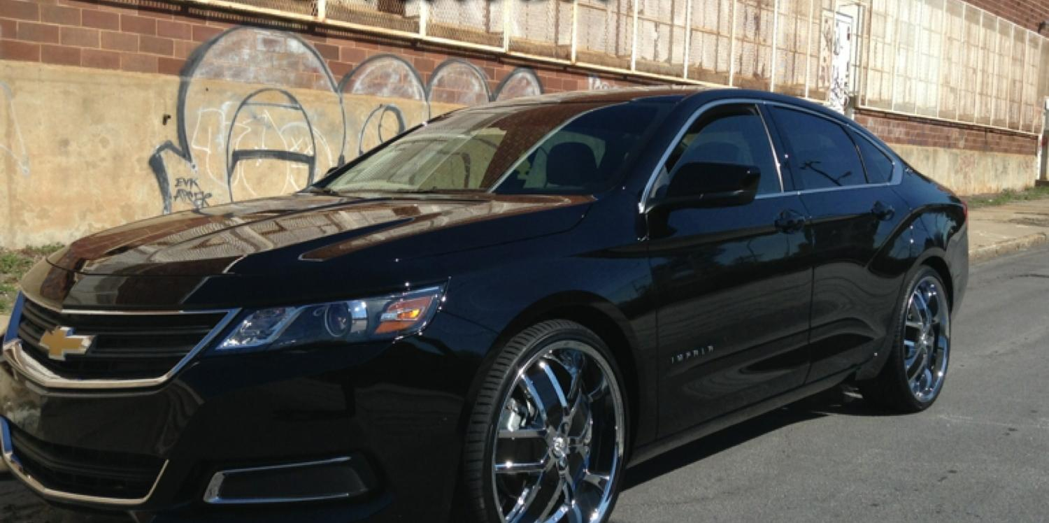 chevrolet news priced impala from h