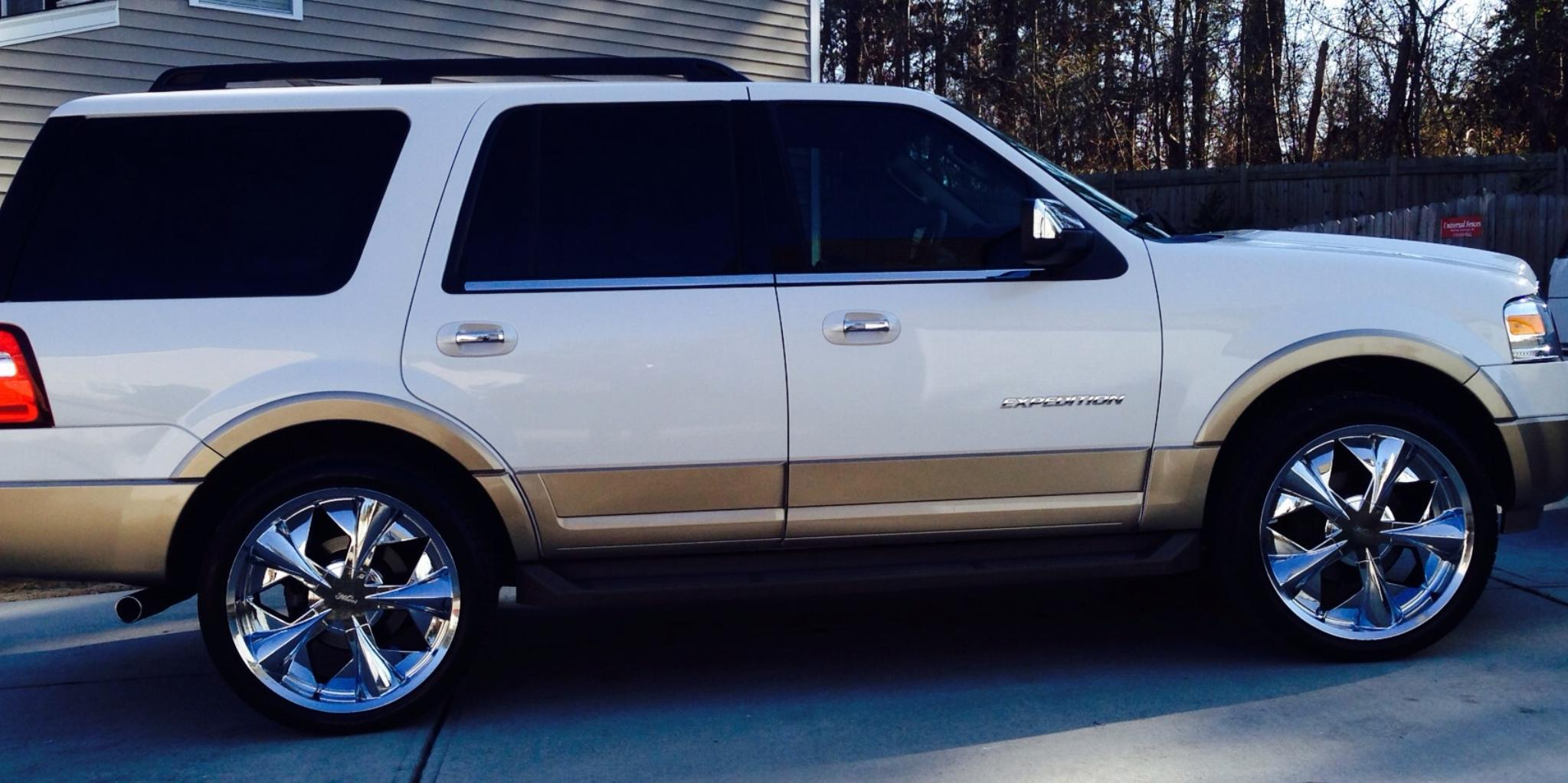 Truth46's 2012 Ford Expedition