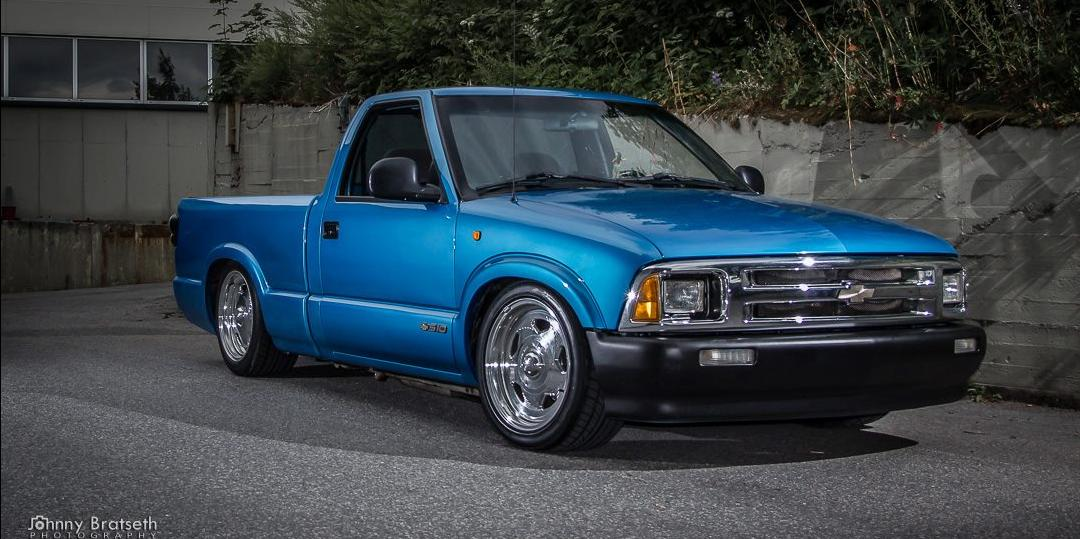 1998 Chevrolet S10-Regular-Cab