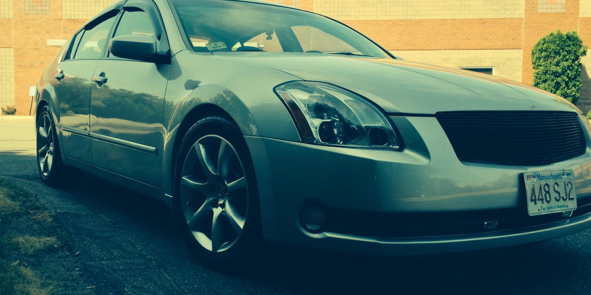 KING LS ONE1 2005 Nissan Maxima