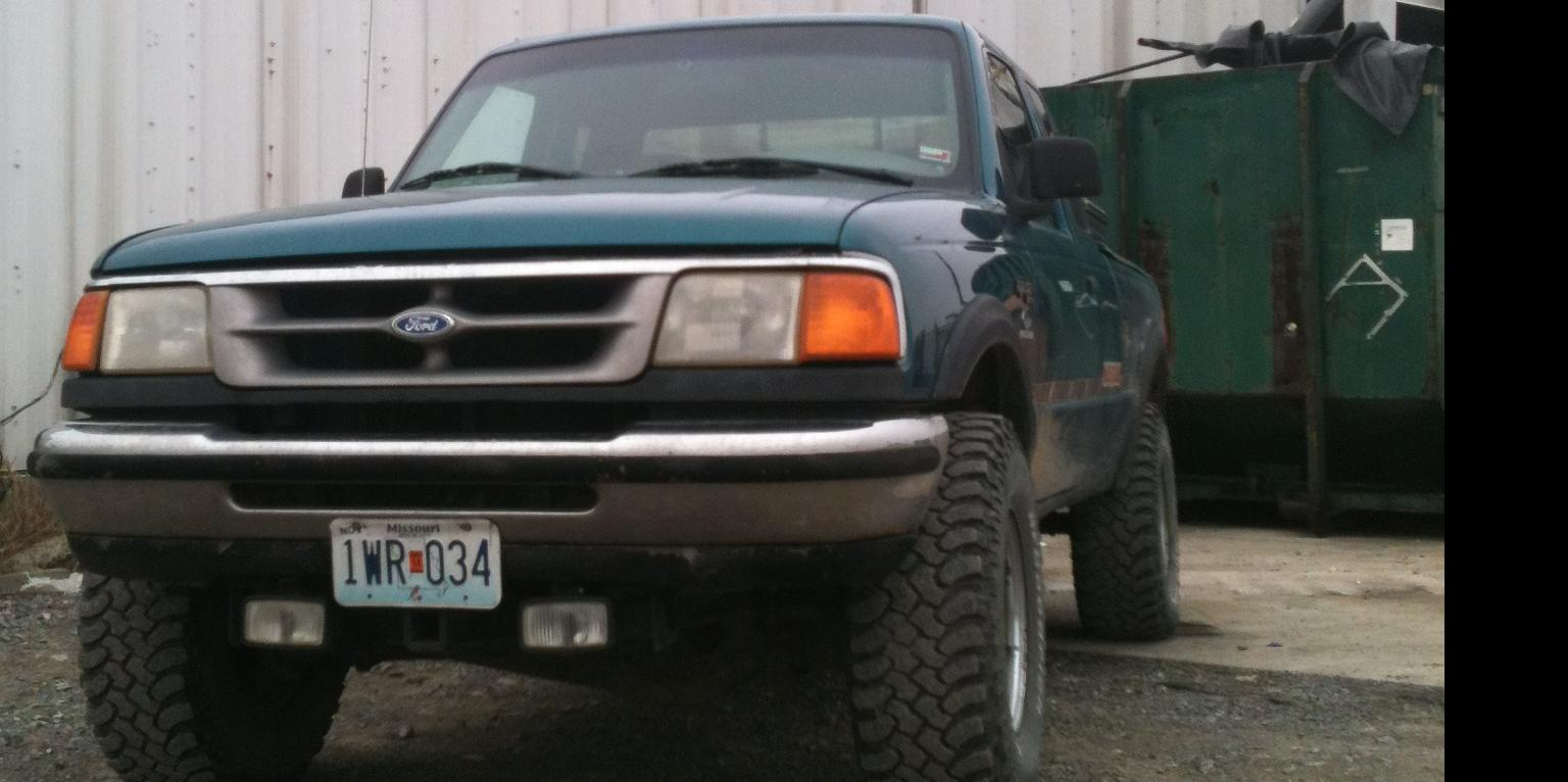 1996 Ford Ranger-Super-Cab