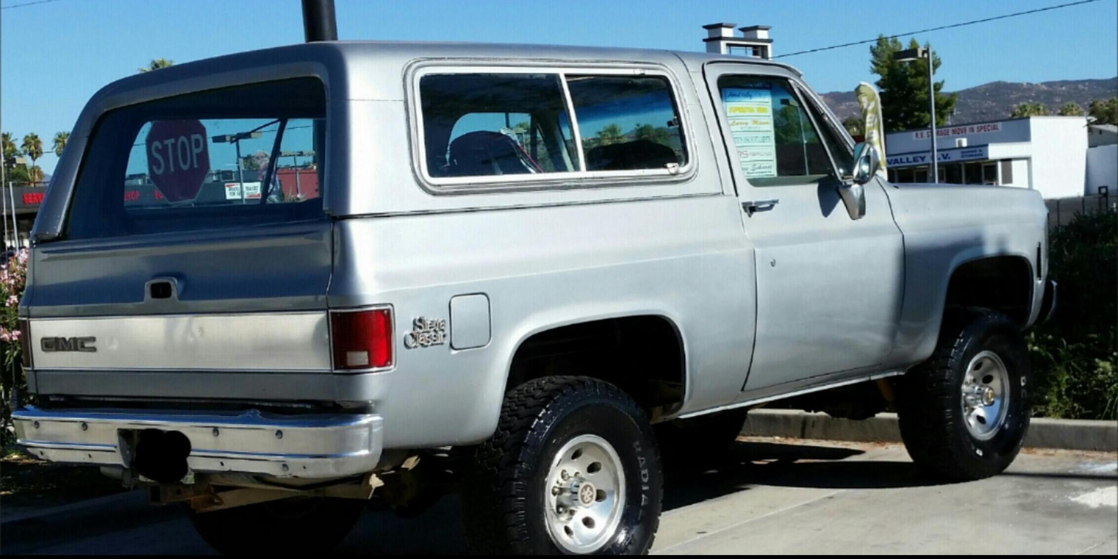 martin lot gmc for copart sale at ca jimmy cars san