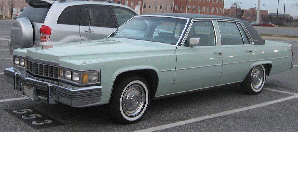 tryvalient2 1978 Cadillac DeVille