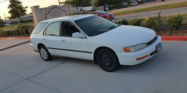 CD6RCR 1997 Honda Accord