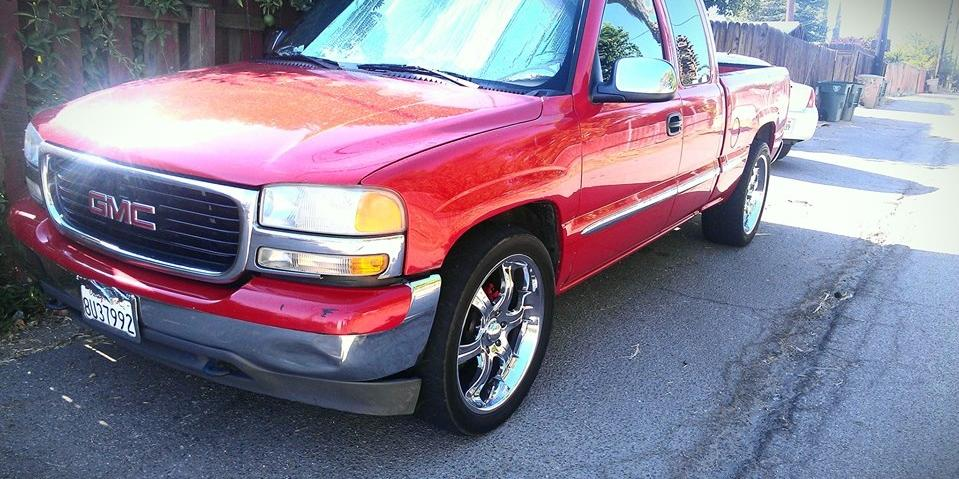 2001 GMC Sierra-(Classic)-1500-Extended-Cab