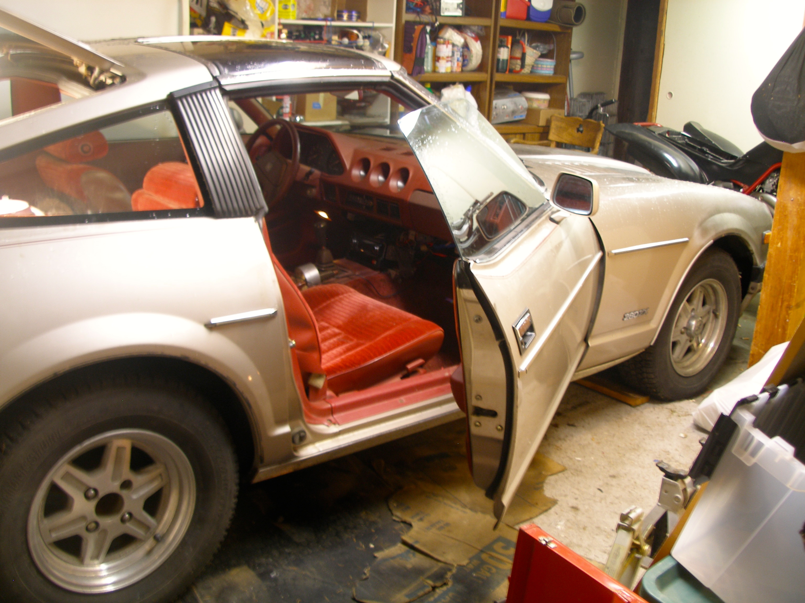 ImportHouse 1983 Nissan 280ZX