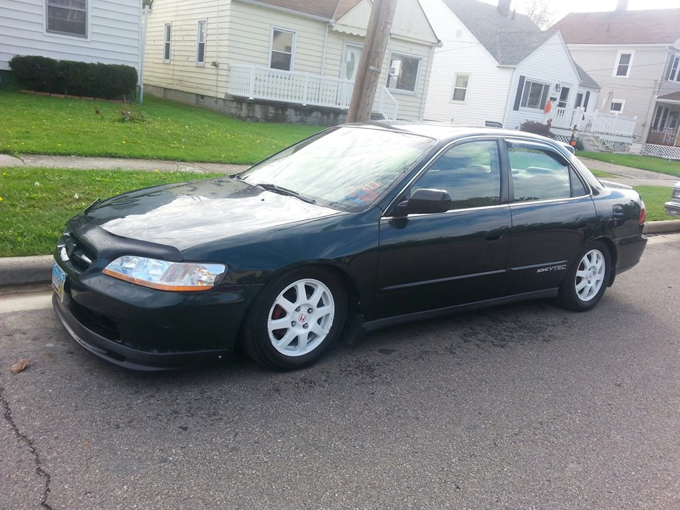 3LB0RY26 1999 Honda Accord