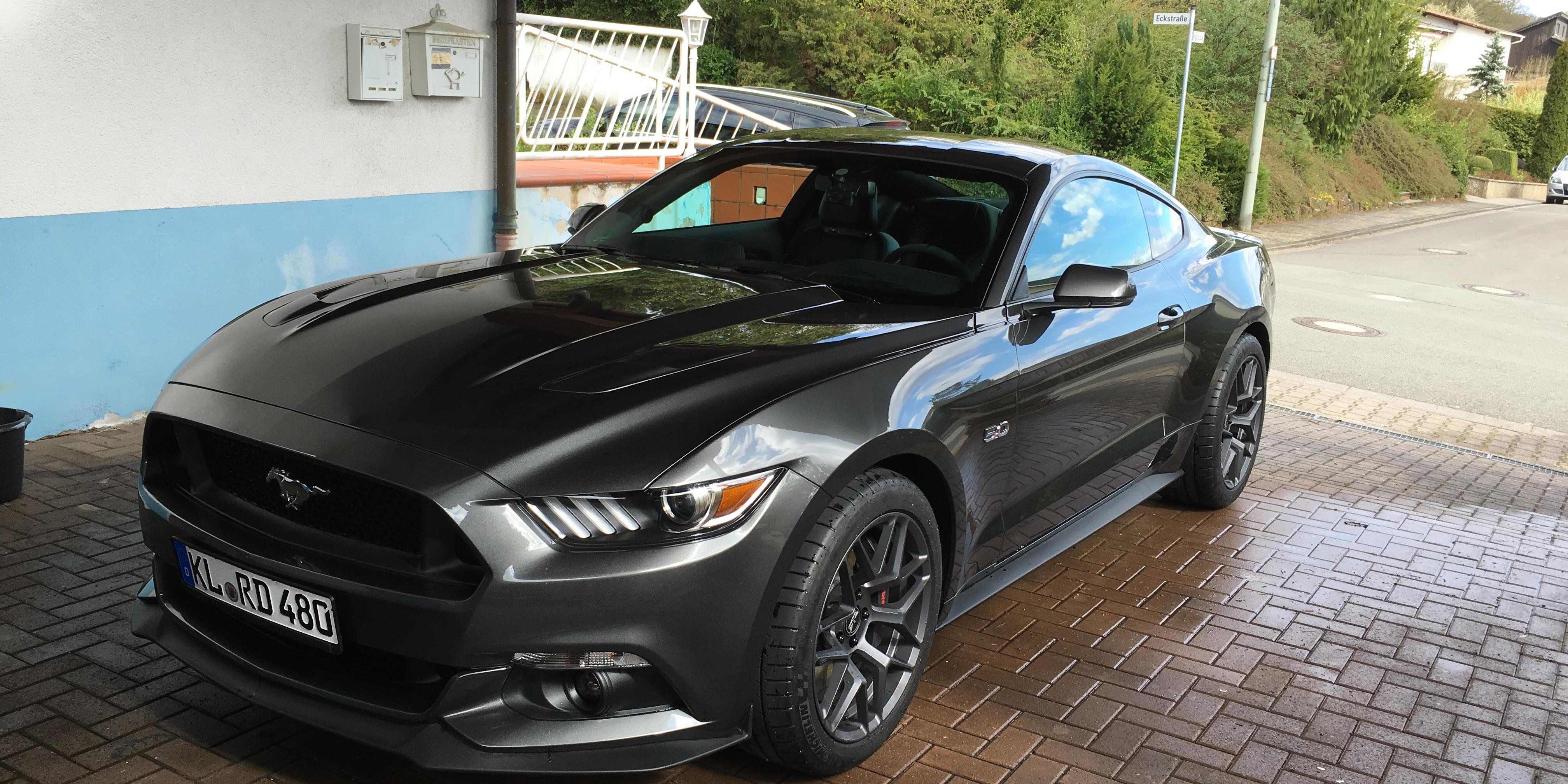 Missionmtman 2016 Ford Mustang