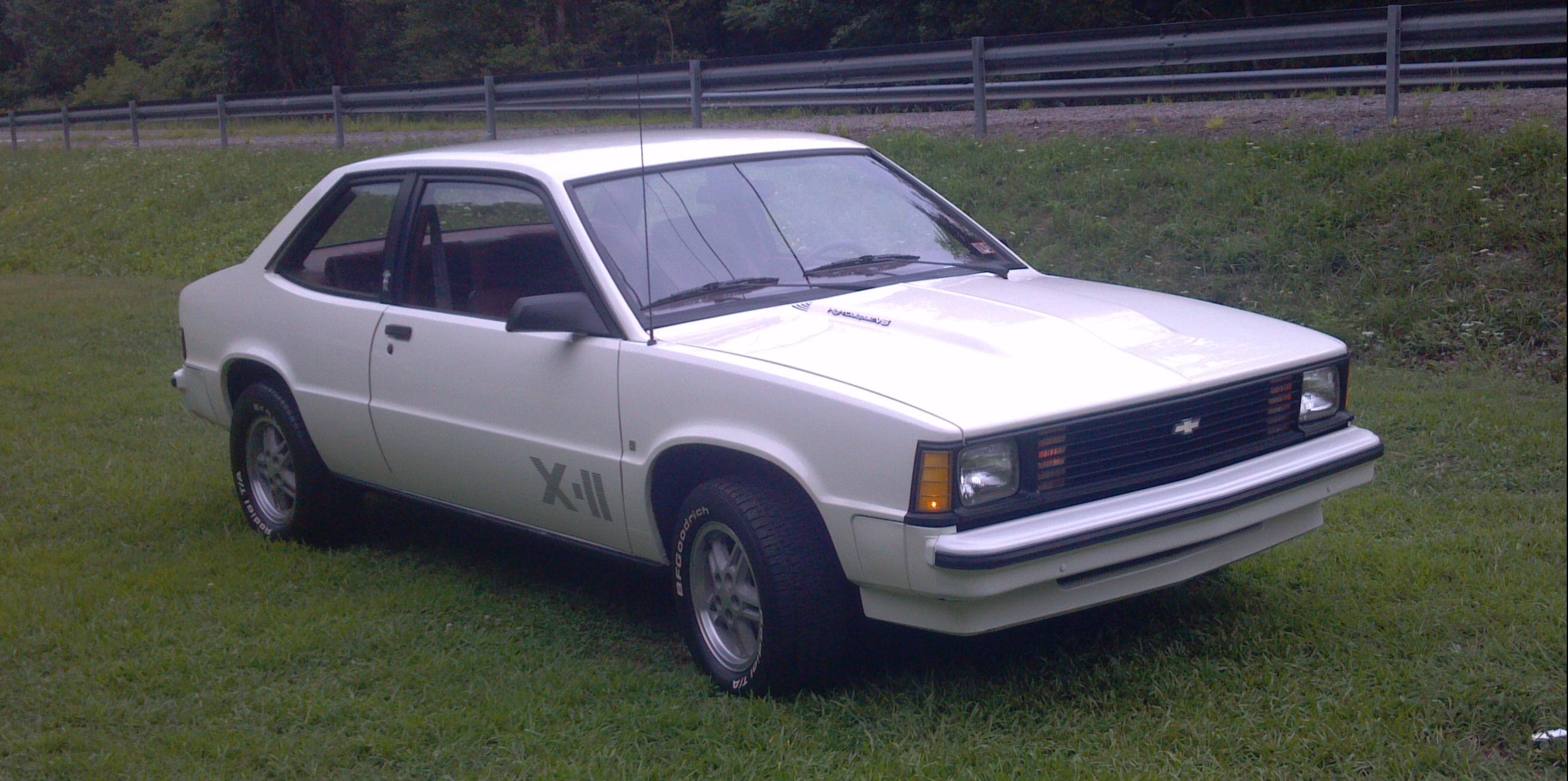 1984 Chevrolet Citation