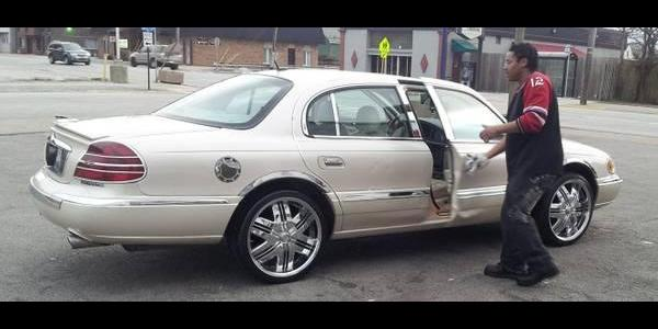 mrjaygucci 2001 Lincoln Continental