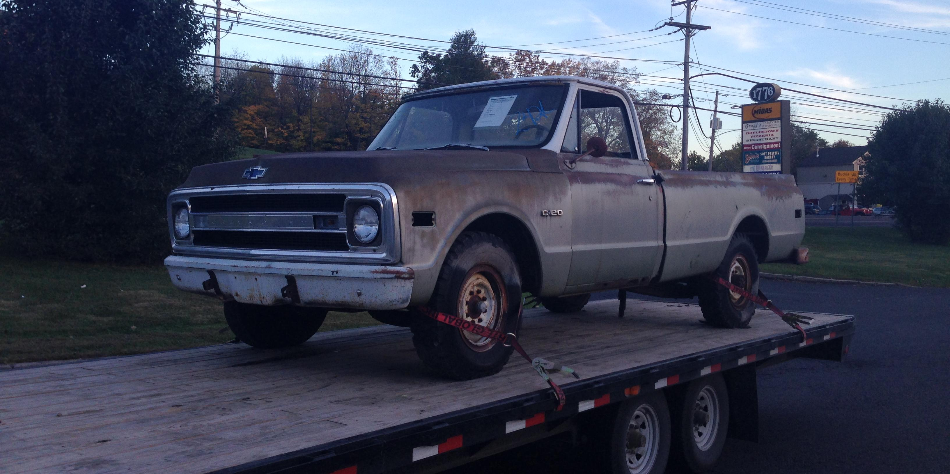 1970 Chevrolet C/K Pick-Up