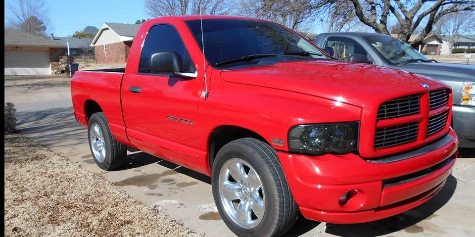 2005 Dodge Ram-1500-Regular-Cab