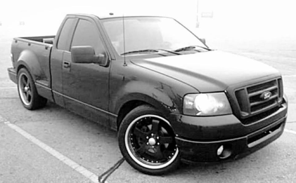 2006 Ford F150-Regular-Cab