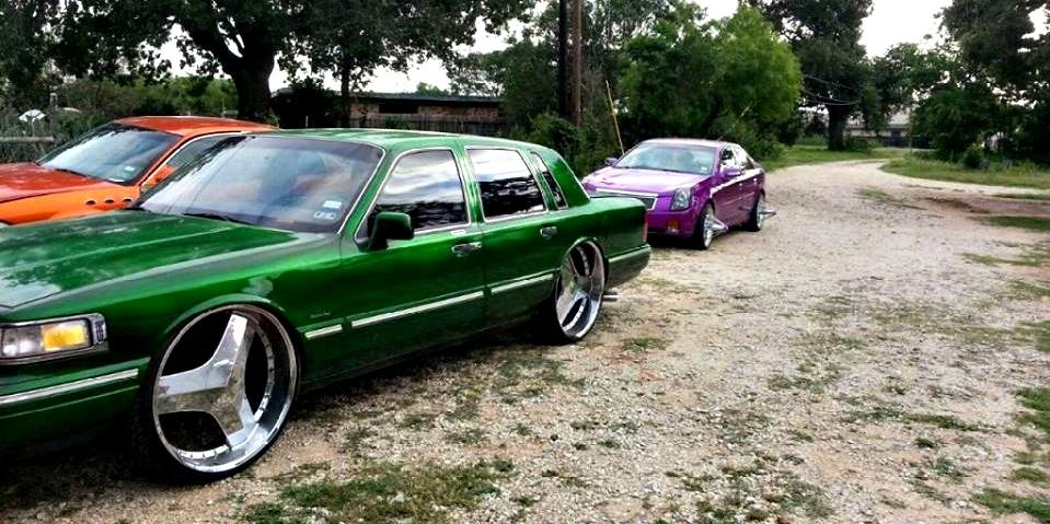 jermainejamesibo's 1997 Lincoln Town-Car