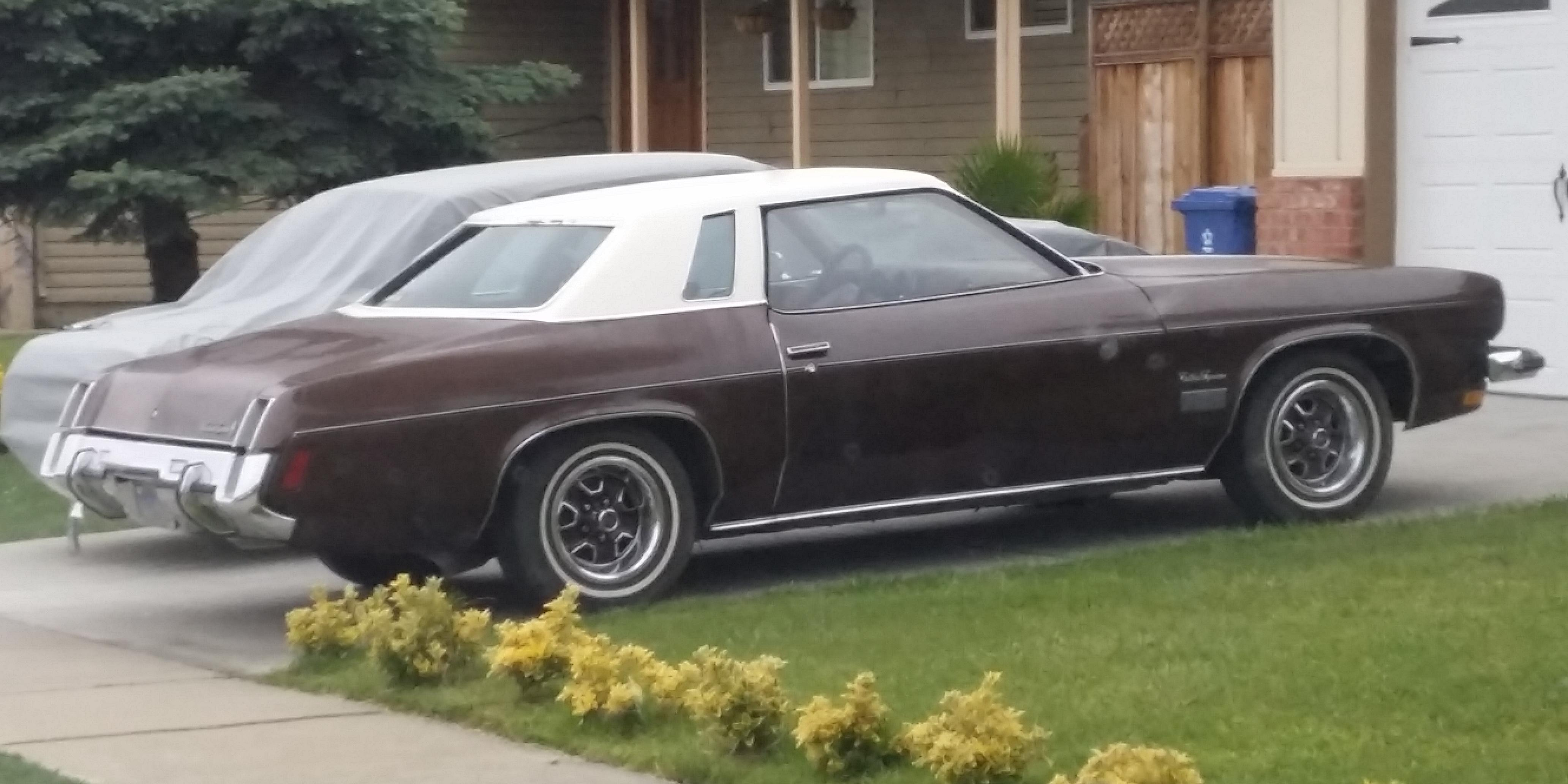 1973 Oldsmobile Cutlass-Supreme